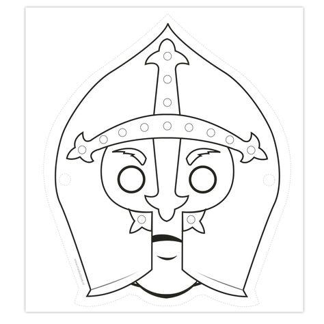 Doe net alsof je een prinses of koning bent. Of ben je liever een echte ridder? Met de tien leuke maskers uit dit boek kun je samen met je vriendjes en vriendinnetjes urenlang spelen. Leuk voor bijvoorbeeld verkleedpartijtjes, voor verjaardagsfeestjes, voor een ...
