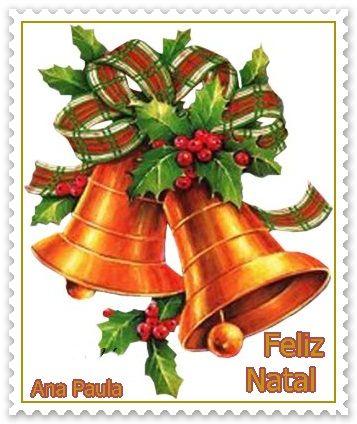 Feliz Natal Sinos De Natal Pintura De Natal Natal Pinturas De