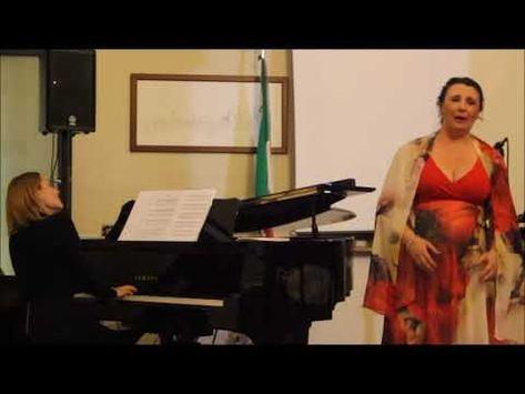 C'ERA UNA VOLTA IL WEST - tema di Jill per soprano e pianoforte - LIVE M...
