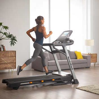 Nordictrack Elite 1400 Treadmill With 1 Year Ifit Coach Membership Assembly Included Nordictrack Ifit Treadmill