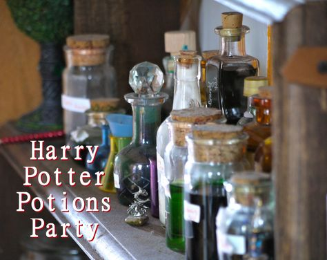 Harry Potter Potions Party