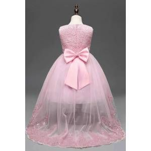 Kuyruklu Pembe Kiz Cocuk Elbise Kiz Cocuk Abiye Payet Iscilik Son Gittigidiyor Da 336090067 Payet The Dress Resmi Elbise