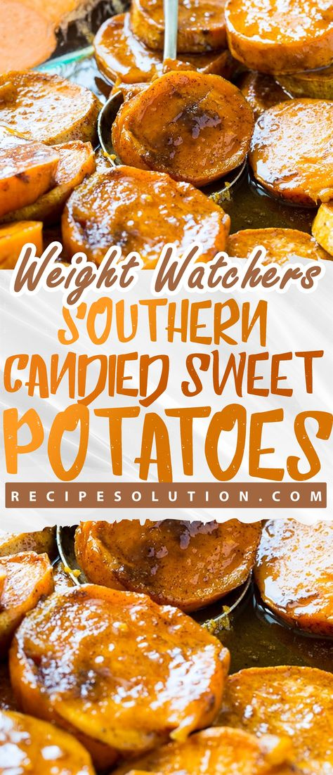 { The Very Best } Southern candied sweet potatoes - Recipe SOLUTION -WW RECIPES -   The road to healthy eating is easy with these Healthicious recipes, makes it easy and enjoyable to eat well and feel great than ever before to stay on track with your HEALTHY ( including breakfasts, lunches, dinners and snacks, nutrition advice you can trust, shopping tips) goals.  #southern #candied #sweet #potatoes #RecipeSOLUTION #HealthyMeals #Recipes #mealplanning #US #Canada #UnitedStates #UK #Australia #ma