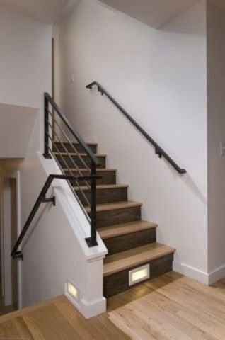 Bi Level Stair Ideas A More Decor Stair Remodel Split Level
