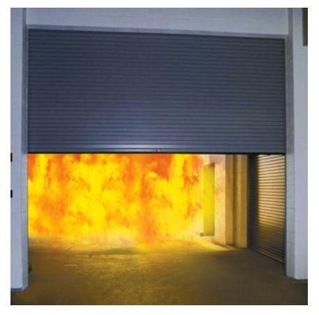 Cornell Rolling Steel Fire Doors In 2020 Fire Doors Roller Doors Residential Garage Doors
