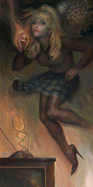 """Something In The Room"" by Glenn Barr"