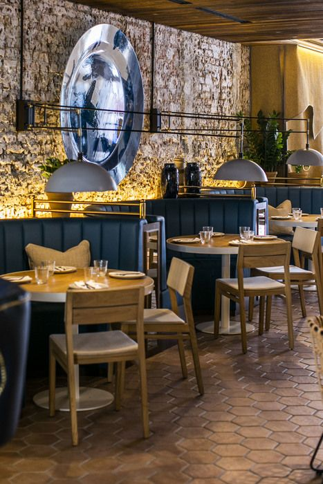 Olivia Singapore Singapore 2019 Restaurant Bar Design
