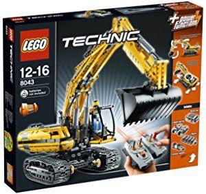 Lego Technic Raupenbagger