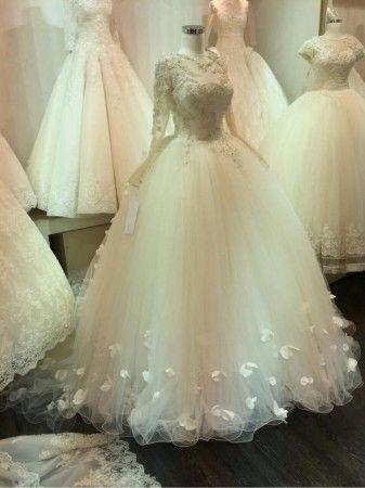 صور فساتين افراح جديدة فساتين افراح محجبات تركى Wedding Dresses Flower Girl Dresses Dresses
