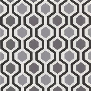 Geometric Wallpaper Lowe S Canada In 2020 Geometric Wallpaper Geometric Embossed Wallpaper Brewster Wallpaper