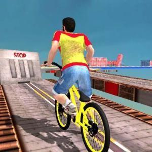 Reckless Rider V4 1 Mod Apk Bike How To Look Handsome Bmx Bikes