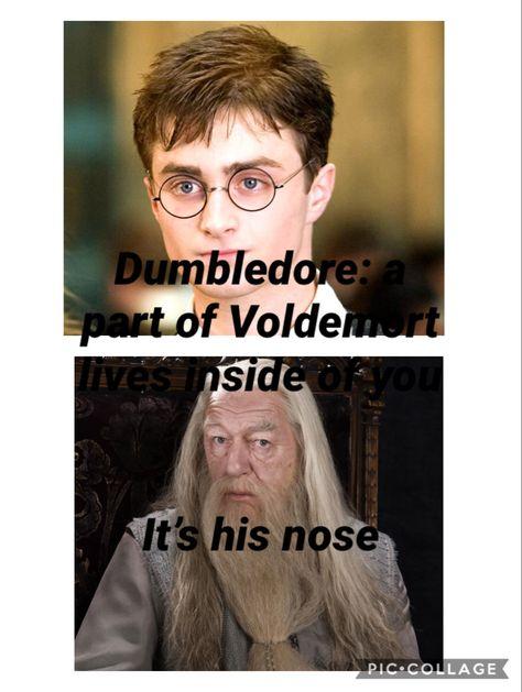 Harry Potter joke
