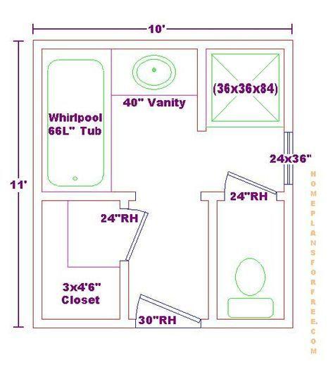 62 Trendy 10x12 Bedroom Layout Ideas Floor Plans In 2020 Bathroom Design Layout Master Bathroom Design Layout Bathroom Floor Plans