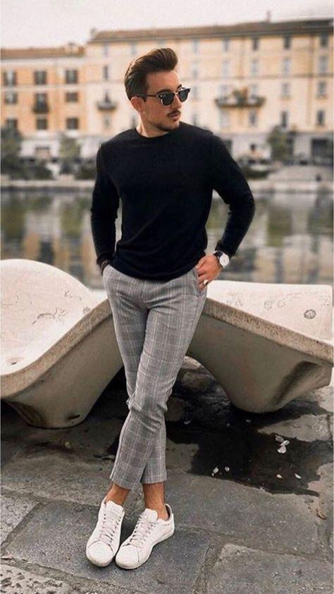 Men's Suits - 5 Men's Style Trends For 2018 & How To Wear Them - Herren- und Damenmode - Kleidung