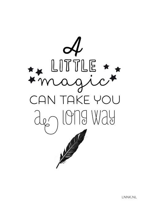 a little magic can take you a long way backtoschool school