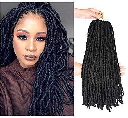 Amazon Com Refined Hair 6packs 20inch Soft Dreadlocs Crochet