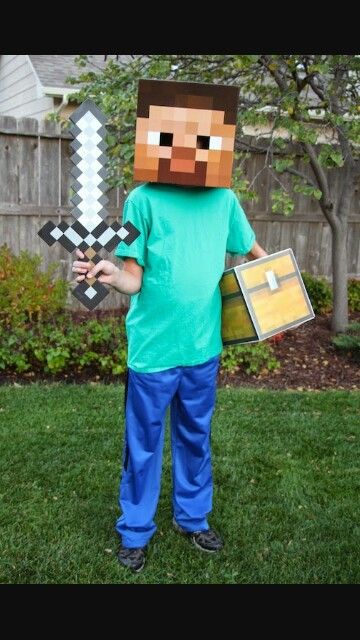 17 Best images about Halloween on Pinterest Emo, Gangsters and - minecraft halloween costume ideas