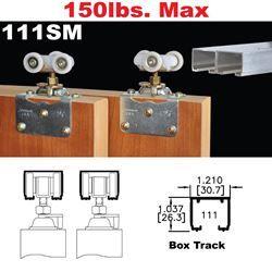 Show Details For 111sm Side Mount Sliding Bypass Door Hardware Door Hardware Pocket Door Hardware Sliding Door Hardware