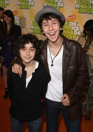 Nat Wolff in Nickelodeons 2008 Kids Choice Awards - Show