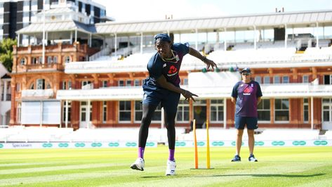 The Ashes: Jofra Archer has temperament and talent to live up to the hypeThe Times  Ashes 2019: Rain washes out first day of Lord's TestBBC Sport  England offer hint of Joe Denlys inclusion in break from rainThe Guardian  Andrew Strauss & Glenn McGrath on dealing with cancerBBC Sport  Cricket news: Andrew Strauss excited and emotional as Lord's turns 'Red For Ruth'Daily Mail  View full coverage on Google News