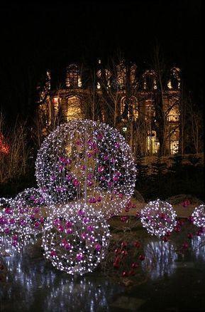Diy Deko Ideen Zu Weihnachten Den Garten Gestalten Beleuchtung Weihnachten Ideen Fur Weihnachten Deko Weihnachten