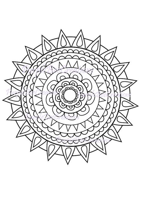 0db f9ed383e49bcd5b02f490c9d mandala coloring pages adult coloring pages