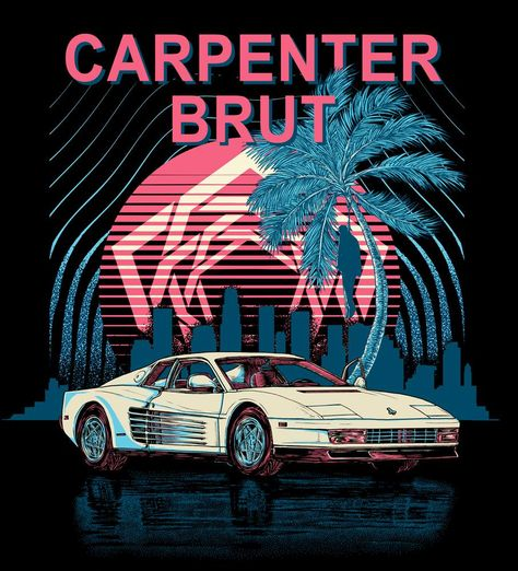 Førtifem - Carpenter Brut
