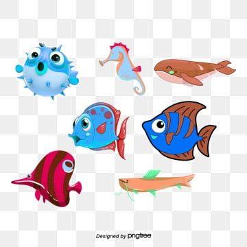 ส ตว ทะเลปลาการ ต นน าร กว สด เวกเตอร ภาพต ดปะปลา การ ต นเวกเตอร ปลาเวกเตอร ภาพ Png และ Psd สำหร บดาวน โหลดฟร Cartoon Fish Cute Cartoon Fish Cute Cartoon Wallpapers