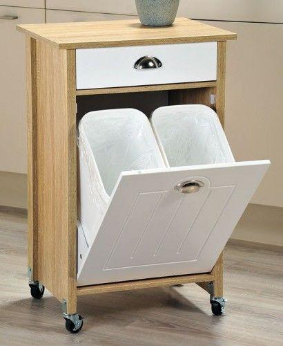 17 Müllsystem Küche Bilder Nobilia Abfallsysteme Mulleimer