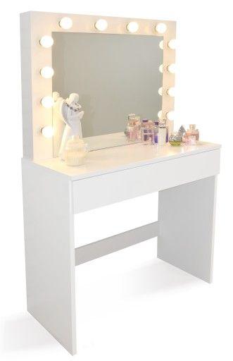 Toaletka Lustro Do Makijazu Wizazu Z Oswietleniem Modern Luxury Bedroom Luxurious Bedrooms Home Decor