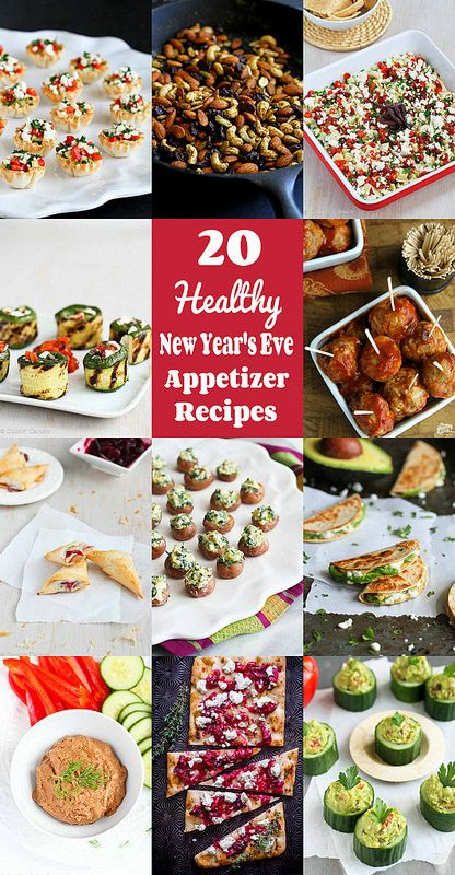 20 Healthy New Year S Eve Appetizer Recipe New Years Eve Snacks New Year S Eve Appetizers Appetizer Recipes