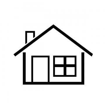 Cv Contacts Icon Element Home Icon Symbols Facebook Icon Vector