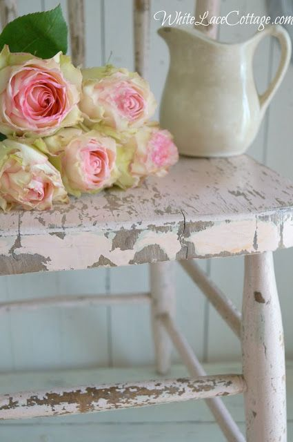 sweet and shabby chic...