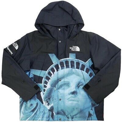Ad Ebay Url Supreme The North Face 19aw Statue Of Liberty Mountain Jacket Black L Mountain Jacket Jackets The North Face