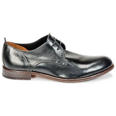 Moma IDIALE Noir - Livraison Gratuite avec Spartoo.com ! - Chaussures Derbies Homme 272,50 €