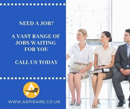Need A Job Speak With Aspirare We Have A Wide Range Of Jobs Waiting For You Call Us Today Www Aspirare Co Uk Engineering Jobs Recruitment Agencies Job