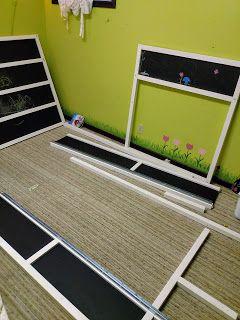 Easy To Assemble And Disassemble Platform Bed Frame Platform Bed