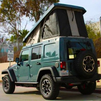 Pin by Ben Nitch on It's A Jeep Things | Jeep wrangler camper, Jeep