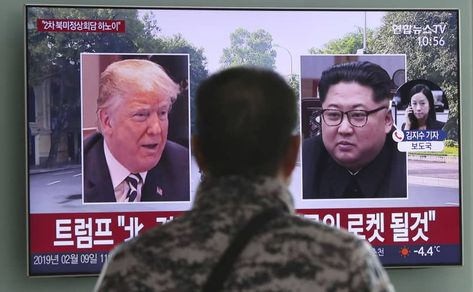 Ahead of Trump-Kim summit, focus shifts from immediate denuclearization to longer-term approach   The Japan Times