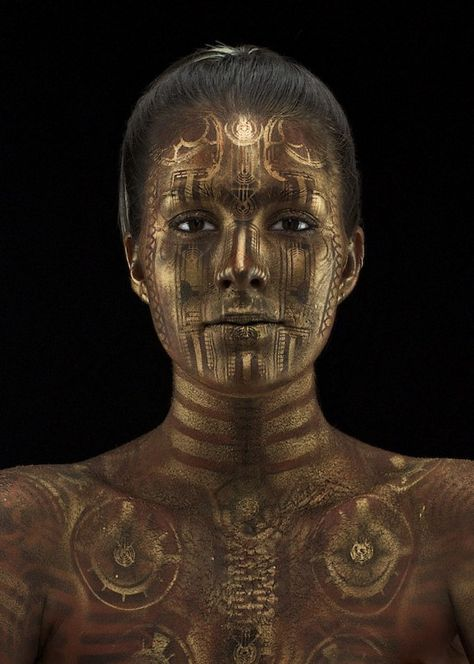 'Paint On Skin' Gallery - Portfolio of Tim Engle - Photography from United States