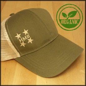 Hart Mind Soul Hat Embroidery Trucker Hat Custom Screen Printing