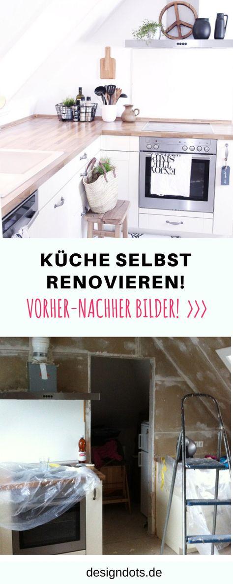 Badezimmer selbst renovieren: vorher/nachher | Mixers and Interiors