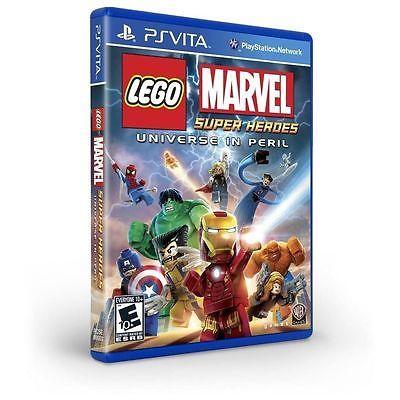 Lego Marvel Playstation Vita Videogames Marvel Movies Avengers Lego Marvel Lego Marvel Super Heroes Marvel Superheroes