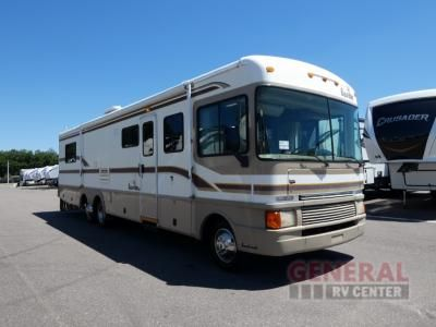 Used 1999 Fleetwood Rv Bounder 36s Motor Home Class A At General Rv Dover Fl 195572 Fleetwood Rv Fleetwood Motorhome