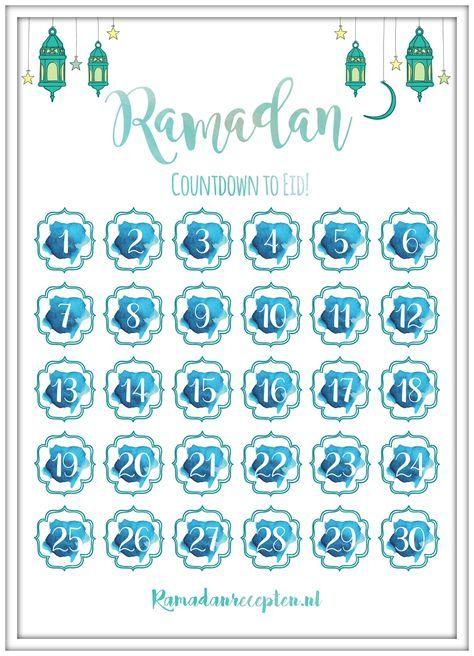 Freebie Ramadan Kids Ramadan Activities Ramadan Decorations