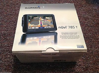 Cool GARMIN NUVI T Portable GPS US CAN MEX FULL - Gps with us and europe maps