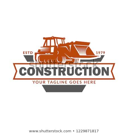 Construction Logo Template Suitable For Construction Company Brand Vector Format And Easy To Edit Construction Logo Construction Company Logo Logo Templates