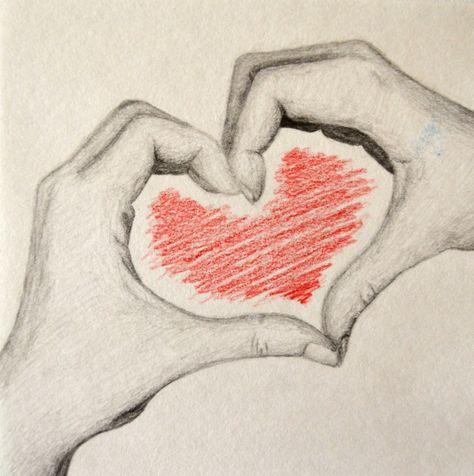 illustration tumblr ha adaa googlom kreslenie ruky vlasy pinterest heart sketch hand heart and human heart