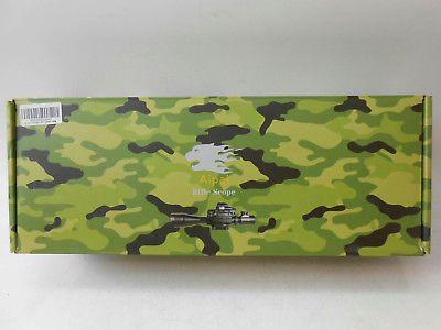 aipai rifle scope water shock fogproof windage elevation