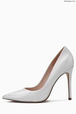 Mejor precio mejor buena textura Zapatos plateados de tacón | love shoes | Zapatos de moda ...
